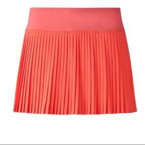 NWOT Lulu Lemon Plead to Street Skirt II
